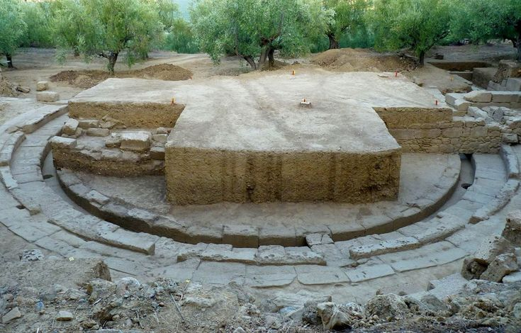 Ancient Theater of Thouria Unveiled in Messinia
