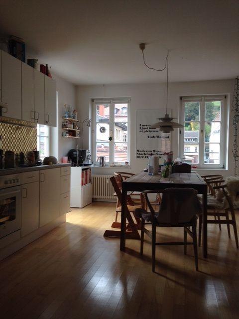 4 Zimmer Maisonette Altstad-Wohnung mit Schlossblick 1350 ab 01.06