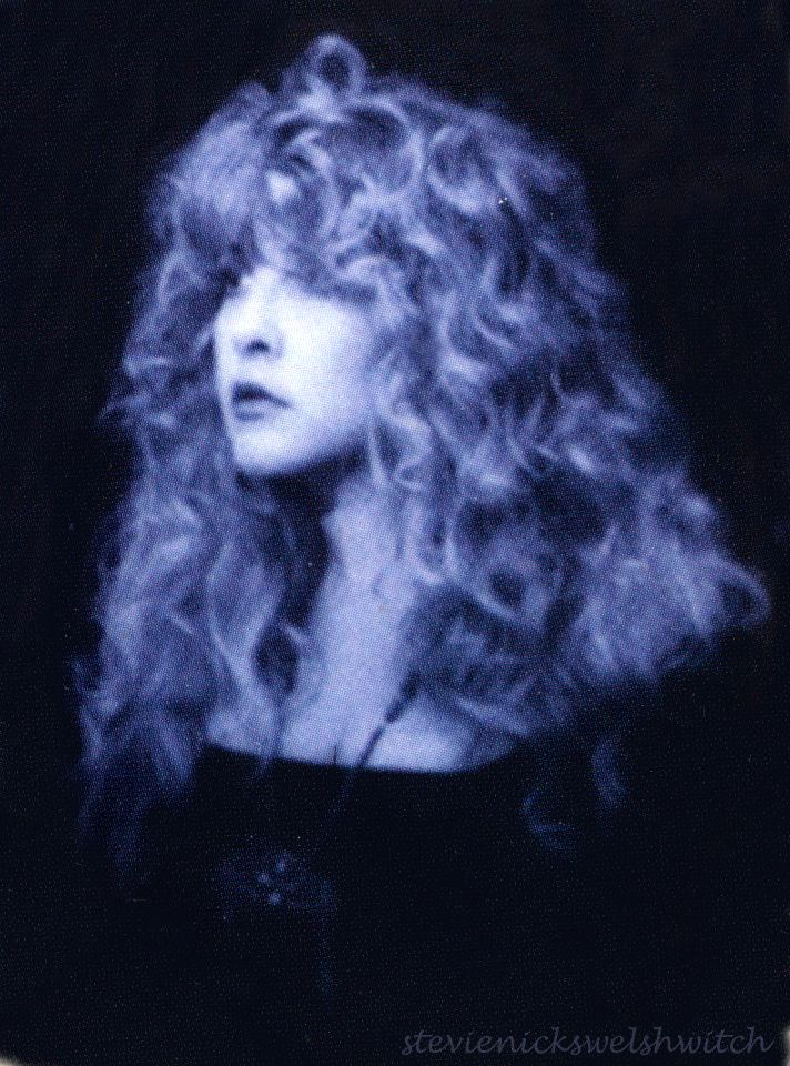 Stevie Nicks cameo pin from the Street Angel tour.
