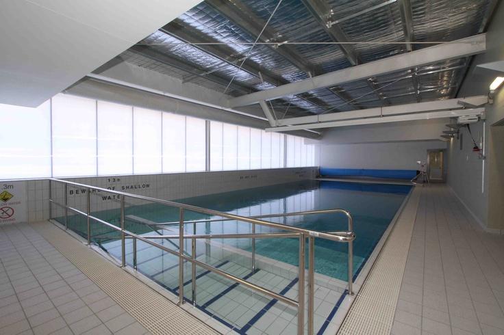 Carlton Football Club -  20m Warm Water Pool
