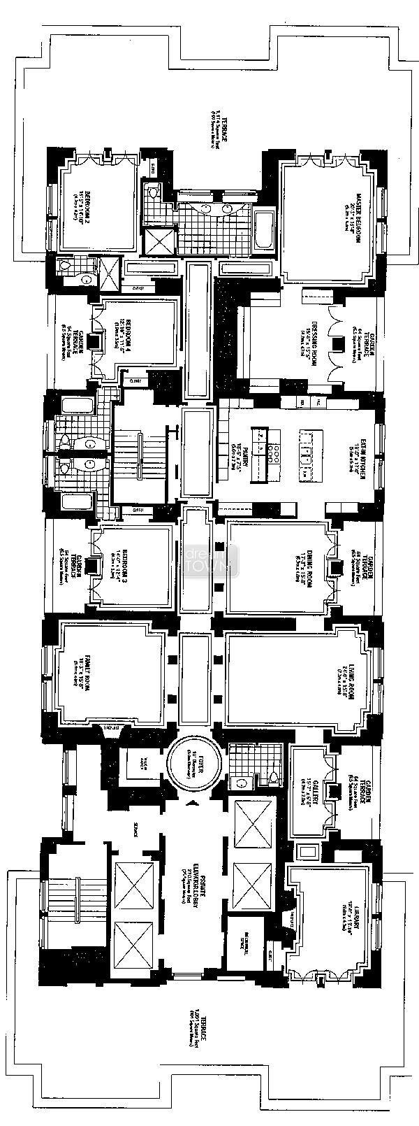 1274 best floor plans images on pinterest floor plans manhattan