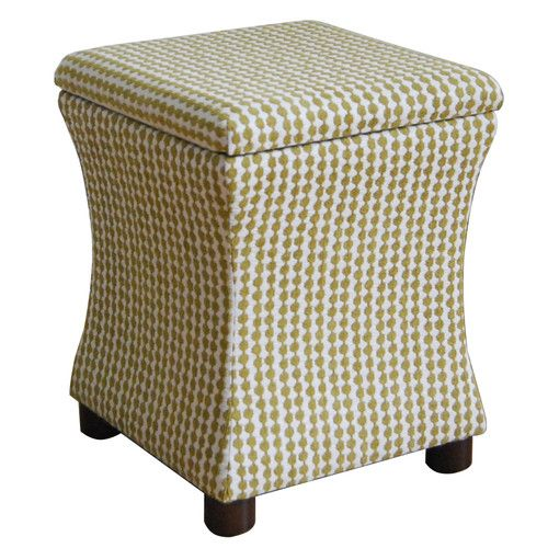 found it at wayfair fey upholstered storage cube ottoman