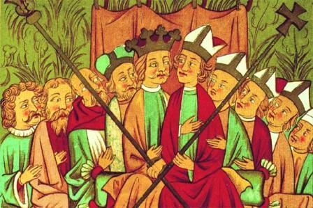KAZIMIERZ I KLARA.    Rewelacyjny blog historyczny, skandale historyczne,przemilczane fakty