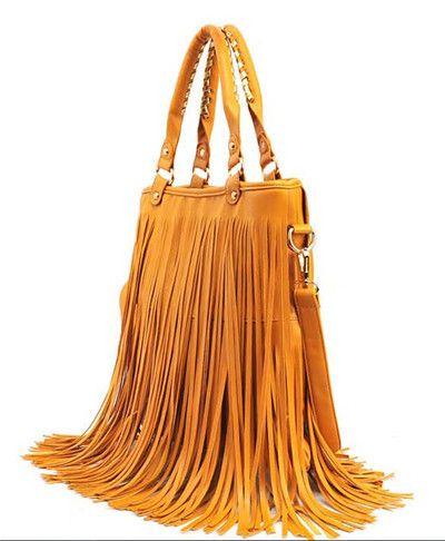 Tassel women retro socialite leather designer fringe handbags female brand clutch bag bolsas bolsa de franja bolso flecos 45