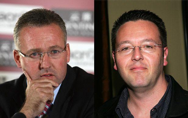 Paul Lambert - John Edward (Images of Brendan Rogers and John Edward   provided by Getty Images)