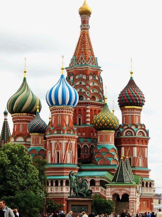 Entdecke Moskau und St.Petersburg bei einer beeindruckenden Russland Rundreise | Urlaubsheld.de