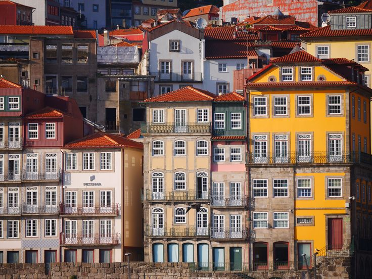 Porto, Portugal, photo prise par Valérie Coutrot.