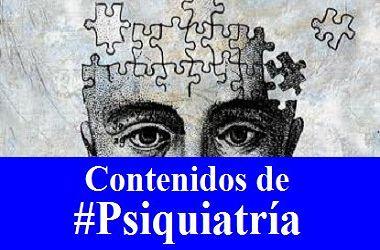 #ContenidosGratis #Psiquiatria