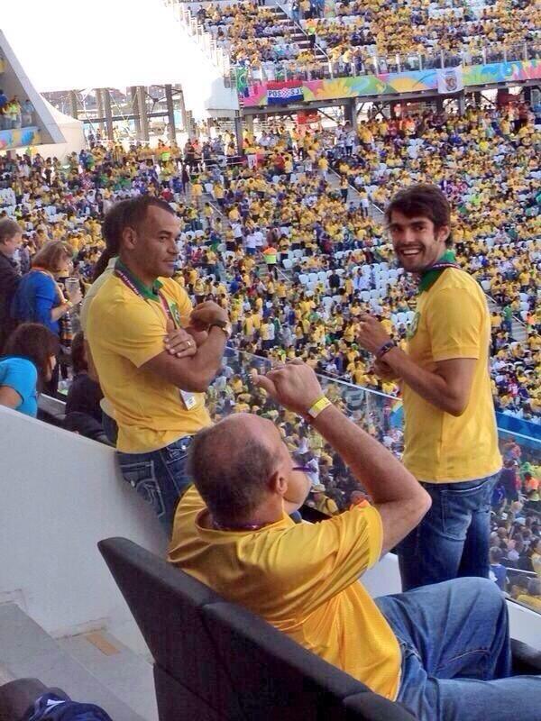Kaka quand même à la Coupe du Monde - http://www.actusports.fr/105241/kaka-meme-coupe-du-monde/