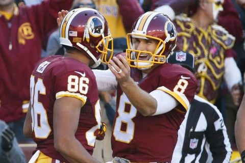 'Captain Kirk' Cousins may boldly go where few Redskins quarterbacks have gone - The Washington Post