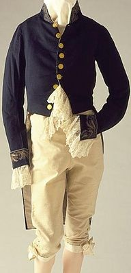 Spencer jacket: a short double-breasted overcoat worn by men, women and children in the 19th century.