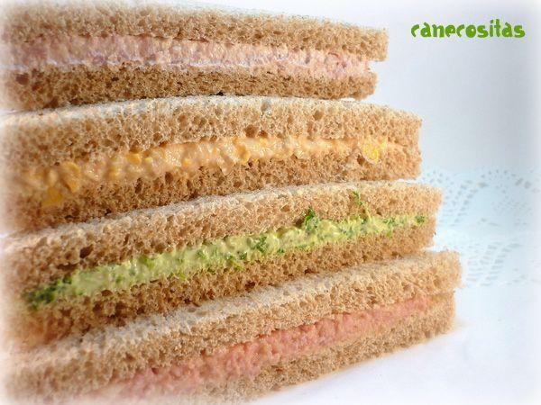 Relleno para sándwich