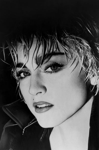 "80s-madonna: """"Madonna photographed by Herb Ritts, 1986 "" """