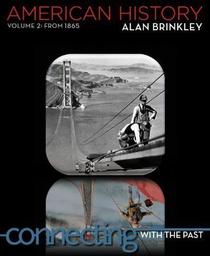 The 25 best connect mcgraw hill ideas on pinterest mcgraw hill american history connecting with the past volume 2 fourteenth edition by brinkley alan published by mcgraw hill humanitiessocial scienceslanguages fandeluxe Image collections