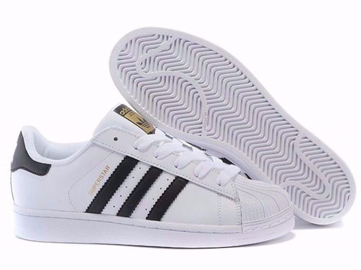 Tênis Adidas Superstar Foundation Feminino