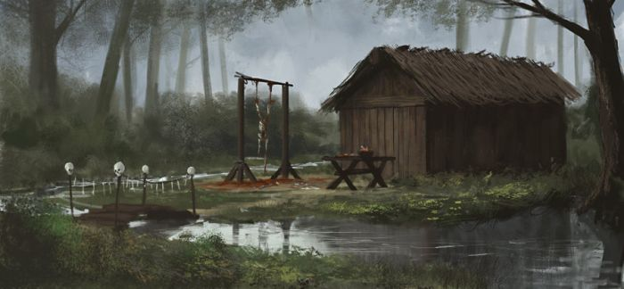 DeviantArt: More Like Winter Fortress by Steves3511