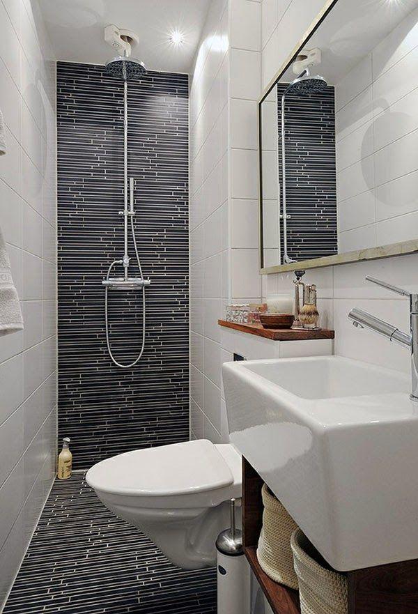 Idea Design Bilik Mandi Kecil Dan Fungsi Maszie Deco In 2018 Pinterest Bathroom Small And