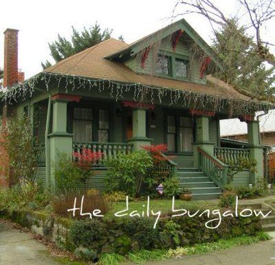 Bungalow Se Portland Hawthorne Neighborhood On Flickr