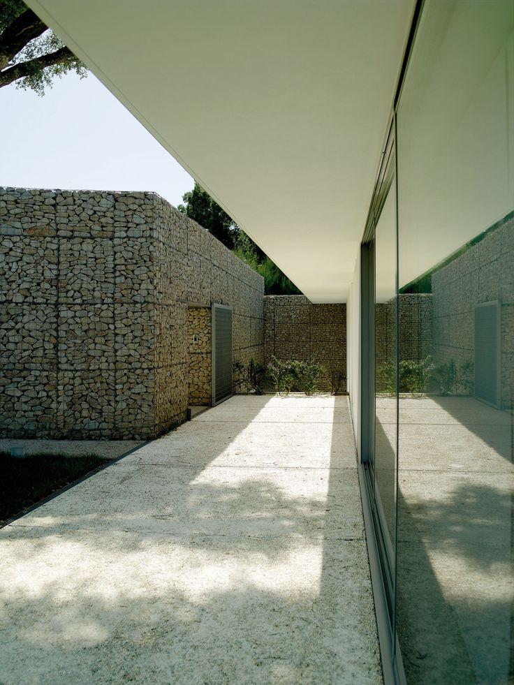 Topos atelier arquitectura portugal casa em nogueir - Atelier arquitectura ...