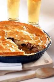 Steak & kidney Pie | Steak and kidney pie, Gordon ramsay ...