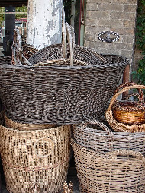 How To Weave A Basket Out Of Reeds : Best images about basket weaving on turned