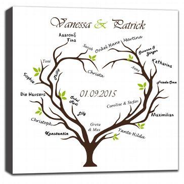 gästebuch orlando originelles gästebuch in herzform mit feinen ...