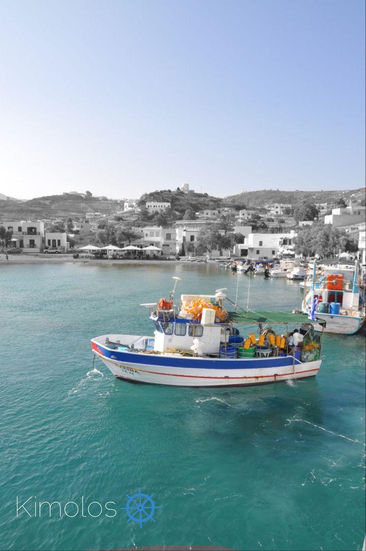 Kimolos island - Greece
