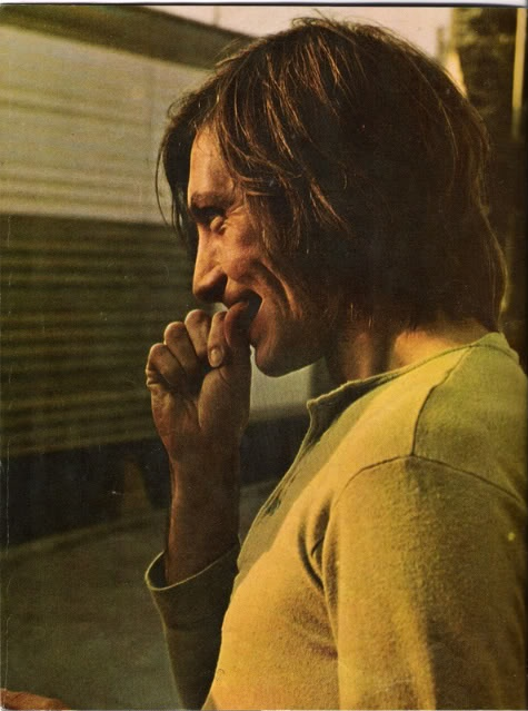 Charlie Watts - so cute...my all time fave drummer (besides my ex Steve)...jo