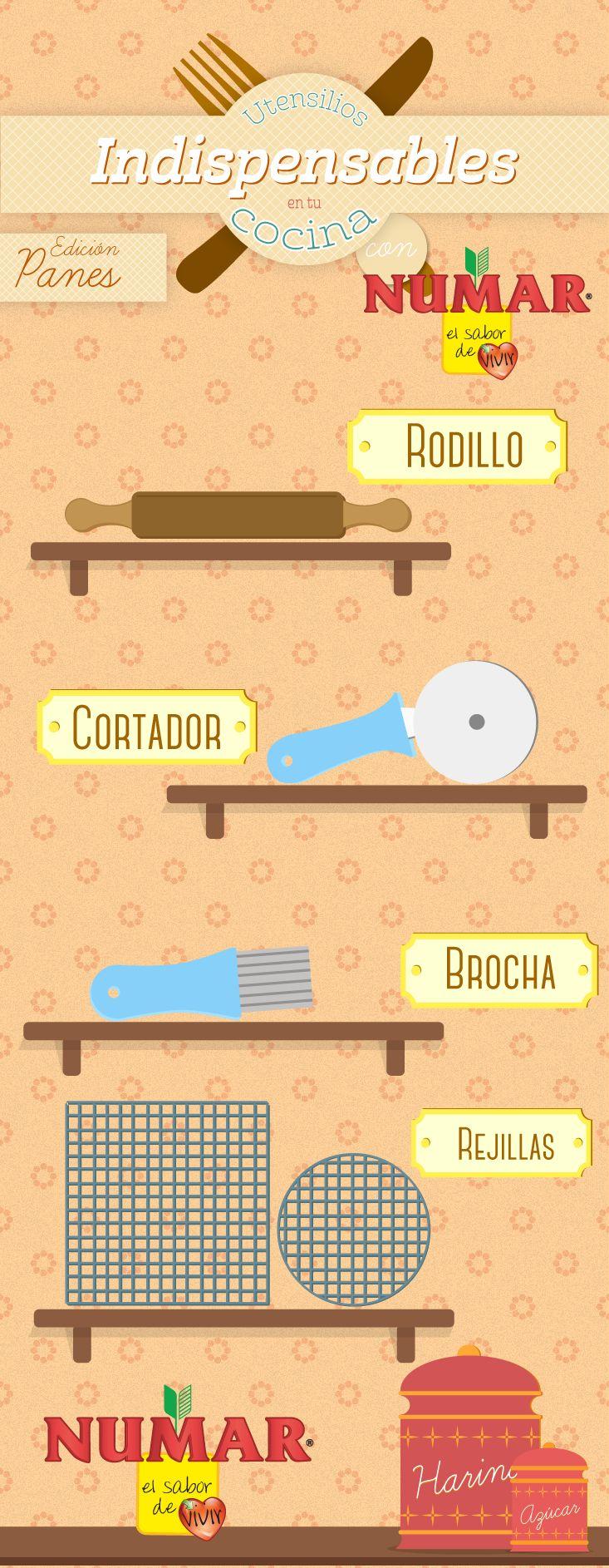 17 best images about queques on pinterest tes cakes and - Instrumentos de cocina ...