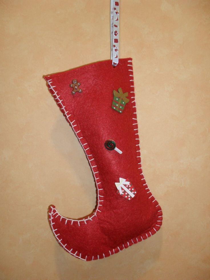 Les 25 meilleures id es de la cat gorie botte de noel sur pinterest chausson botte pliage de - Pliage de serviette noel botte ...