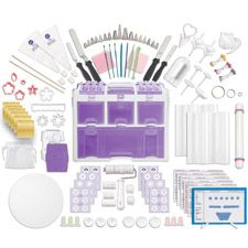 Ultimate Professional Cake Decorating Set, if someone was wondering what to get me for christmas, look no further!! lol