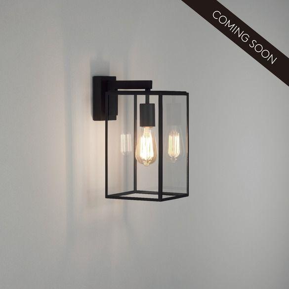 Box Lantern 350 Buitenverlichting Verlichting Ideeen Wandlamp
