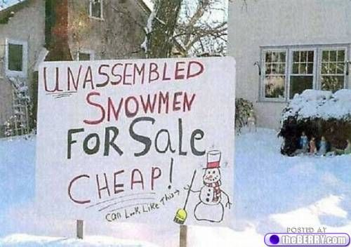 Saving this for winter!: Funny Pics, Funny Pictures, White Mountain, Up North, Christmas, Funny Stuff, Snowman, Unassembl Snowmen, Funny Memes