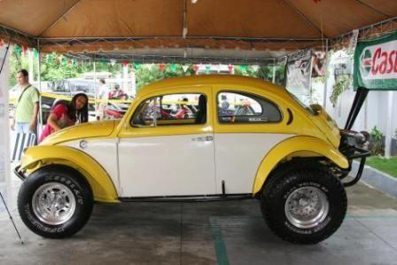 Volkswagen Beetle Baja Bug 1972 - Classic Car Photo