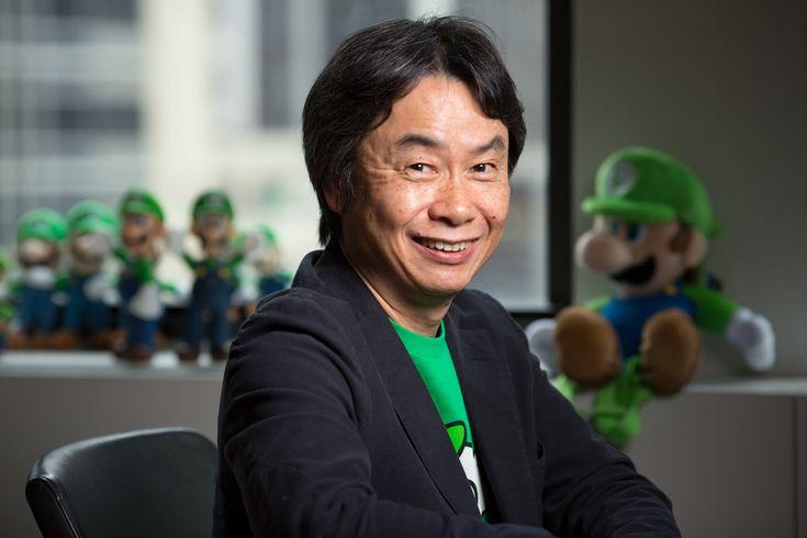 Shigeru Miyamoto - Game Designer