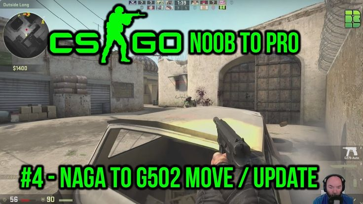 CSGO Noob Too Pro Series in this Im going to try to make it to pro and show you the highlights of my weekly gameplay once a week. Feel free to give me some guidance and advance to help me get there.  Counter-Strike: Global Offensive (CS: GO) will expand upon the team-based action gameplay that it pioneered when it was launched 14 years ago.  CS: GO features new maps characters and weapons and delivers updated versions of the classic CS content (de_dust etc.). In addition CS: GO will…