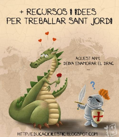 Recursos Sant Jordi