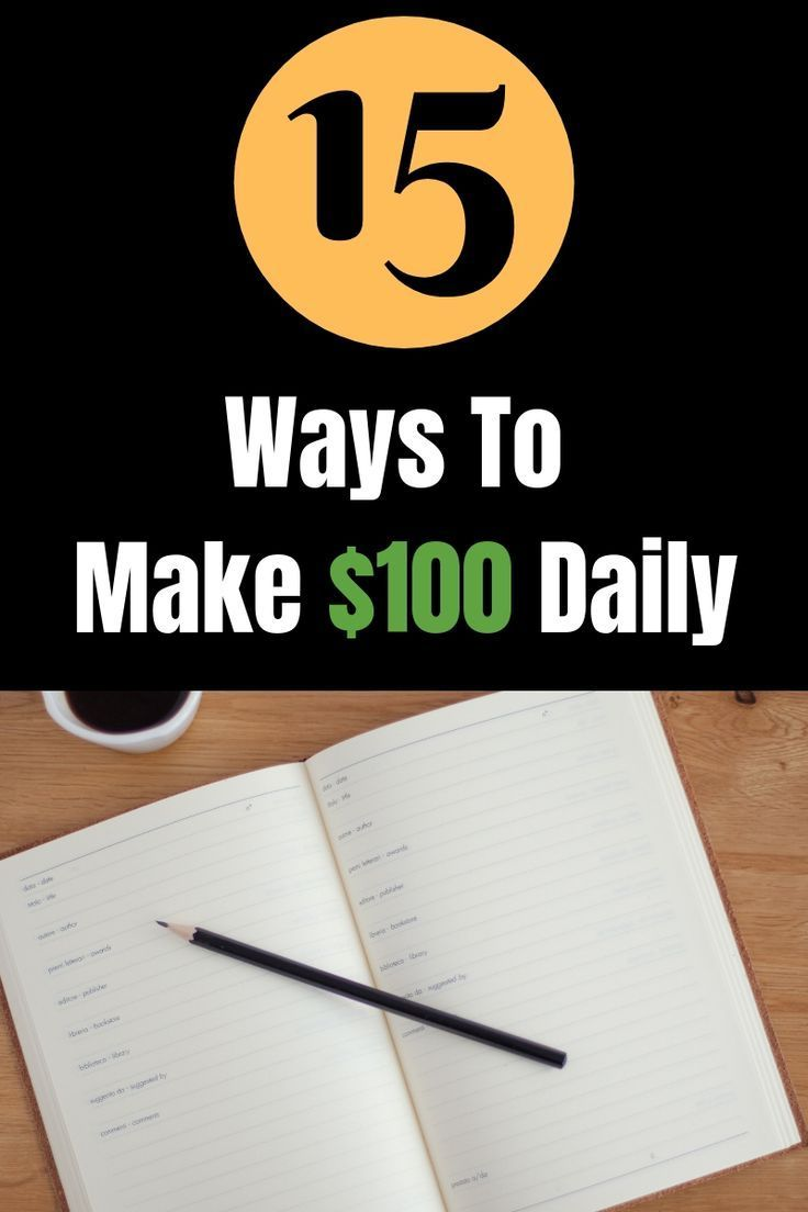 21 Practical Ways To Make 100 Daily As Fast As Possible Money Saving Tips Finance Bloggers Savings Planner