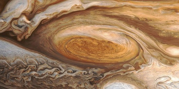 The Great Red Spot super-storm on Jupiter is dying - BI