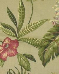 Tropical Drapery Fabric | Tropical Fabric - Tropical Print Fabric - Drapery & Upholstery ...