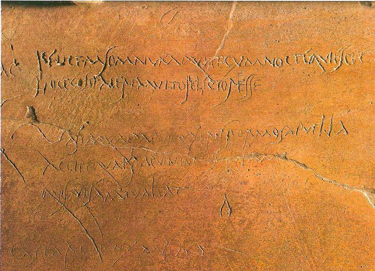Pompeii graffiti