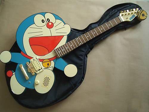 ESP Doraemon guitar