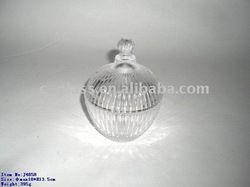 Handmade Glass Food Jar/glass Candy Jar/glass Sugar Jar With Different Colors - Buy Glass Food Jar,Glass Jar,Food Jar Product on Alibaba.com