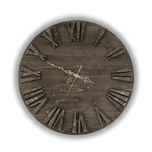 The List Of 10 Best Wooden Wall Clocks Of The Year 2019 In 2020 Wall Clock Wall Clock 2019 Large Wooden Wall Clock