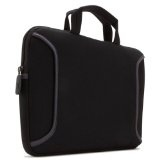 Case Logic LNEO-10 Ultraportable Neoprene Notebook/iPad Sleeve Fits 9 to 10.2-Inch Tablets (Black) (Personal Computers)By Case Logic