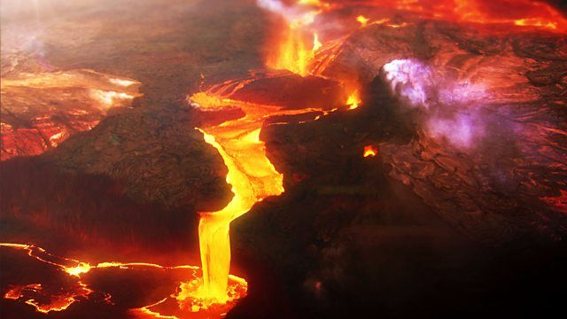Space Volcanoes | BBC Documentary