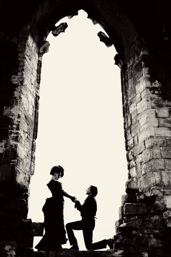 #Gothic #wedding