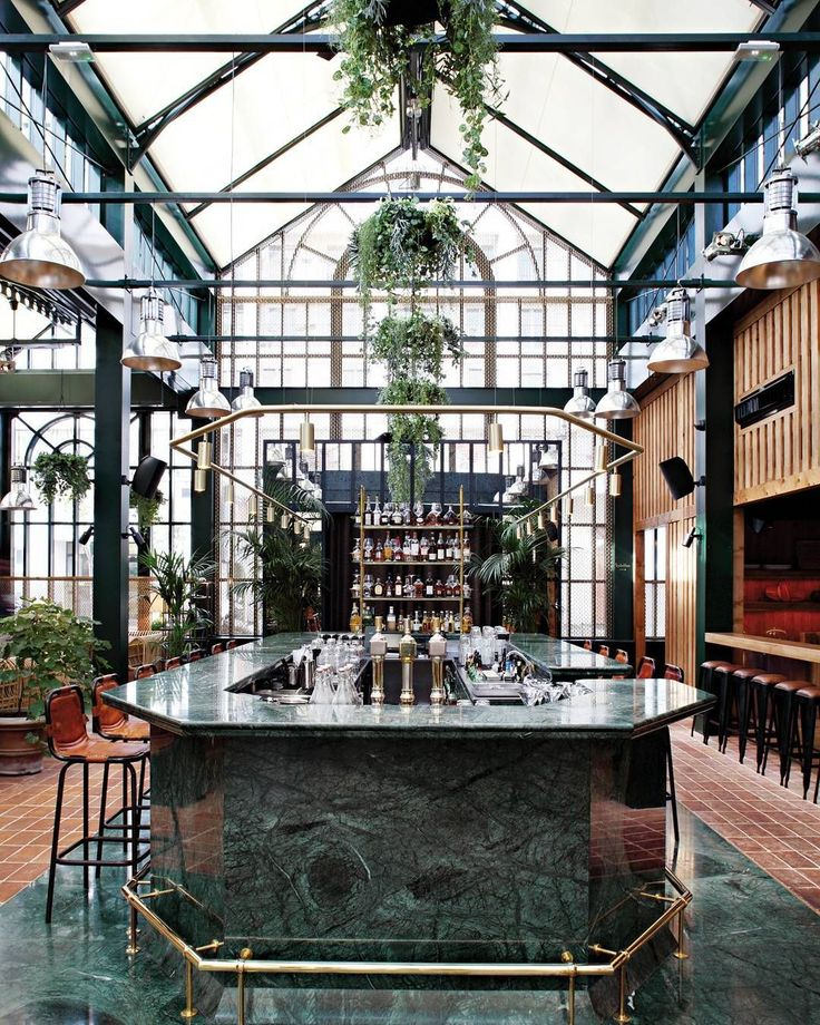 411 Best Images About Interior / Restaurant Design On