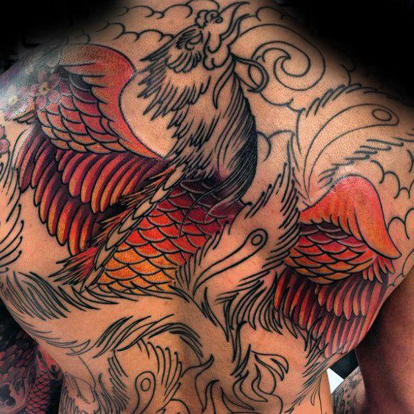 Tattoo Snob Phoenix Tattoo Back Tattoos For Guys Body Suit Tattoo