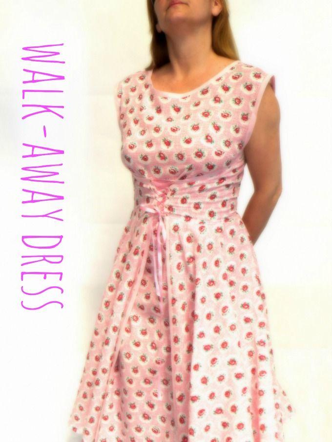 lazy daisy jones #walkawaydress